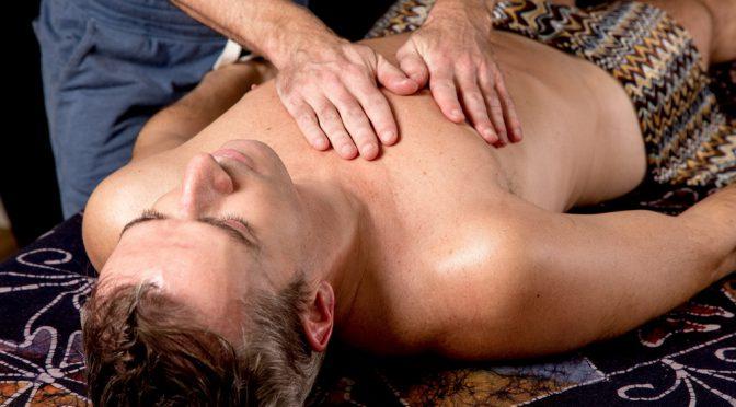 Mannenmassage