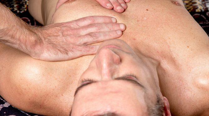 Depois da massagem