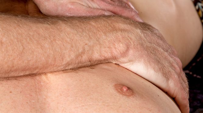 Myo-fascial chi release
